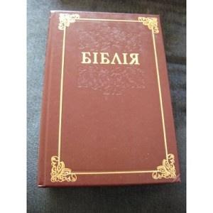 Ukrainian Family Bible / Biblija Ukranian /  ukrayins'ka mova