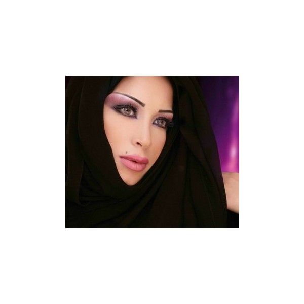 The Beauty Spot Salon: Arab Models found on Polyvore featuring beauty products, models and hijab