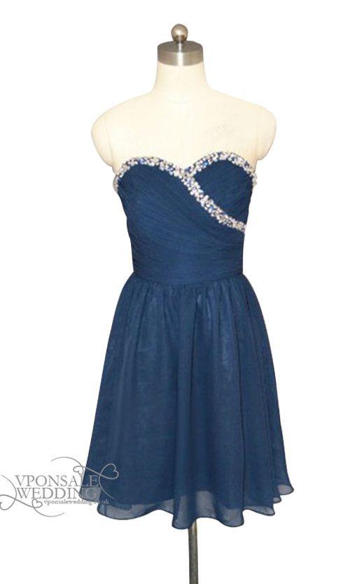 Best 25+ Midnight blue prom dresses ideas on Pinterest   Luulla dresses, A line dress formal and ...