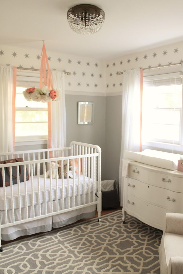 82 best Baby images on Pinterest | DIY, Bb and Coral navy nursery