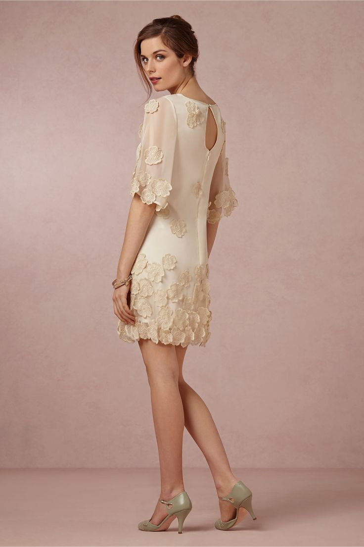 Gardenia Dress from BHLDN