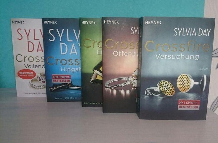 Sylvia Day: Crossfire 1-5 in Bücher, Belletristik, Erotische Literatur   eBay!