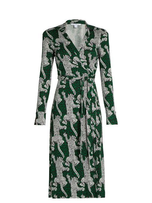 DIANE VON FURSTENBERG Cybil Dress. #dianevonfurstenberg #cloth #dress