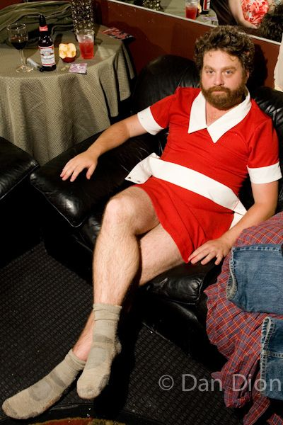 Zach Galifianakis by Dan Dion | Flickr - Photo Sharing!