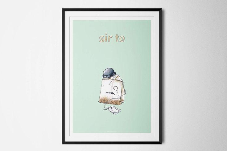 Sir Tea Poster
