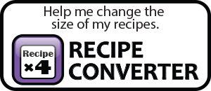 MyKitchenCalculator.com - Recipe Converter Tool