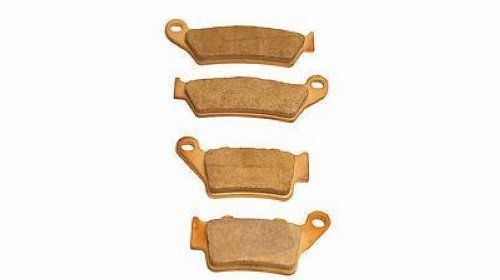 1994 1995 KTM 250 EXC / 250 EGS Front and Rear Brake Pads Severe Duty