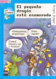 Las bonitas ilustraciones de este cómic, en el que los diálogos no son menos brillantes, enmarcan la historia de un pequeño dragón divertido enamorado de la princesa Anabel a la que -está decidido- conquistará mostrándole todos sus encantos.