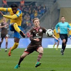 German Bundesliga Football Match - Eintracht Braunschweig vs FC St. Pauli