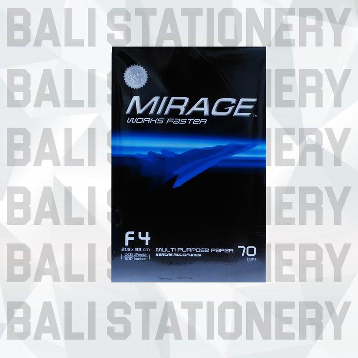 Kertas HVS F4 70 GSM Mirage