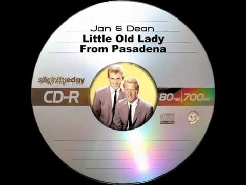 Jan & Dean - Little Old Lady From Pasadena - YouTube