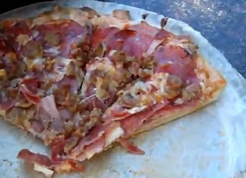 Carnivores Dutch Oven Pizza Recipe (Video)