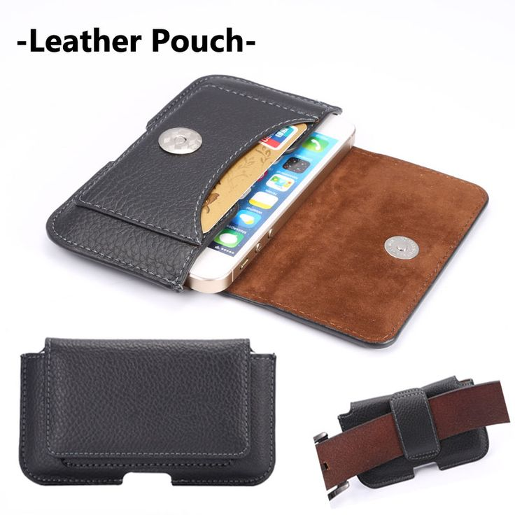Find More Phone Bags & Cases Information about Men Belt Clip Holster PU Leather Mobile Phone Cases Pouch For iPhone 6 6S Plus 5 5S SE 4 4S Magnet Holster Original Phone Cover,High Quality pouch leather,China case apple Suppliers, Cheap pouch belt from Ebag Store on Aliexpress.com