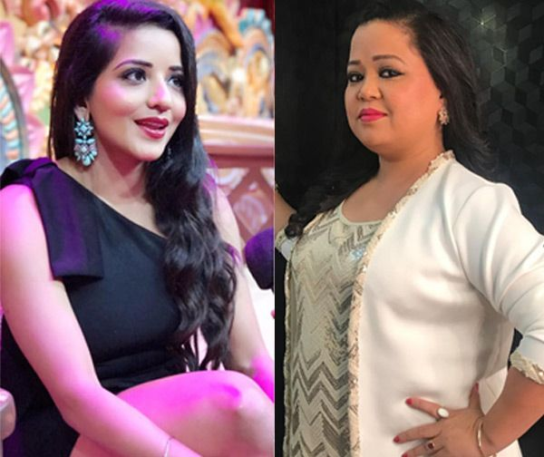 After Nach Baliye 8, Mona Lisa to compete with Bharti Singh on Comedy Dangal #FansnStars