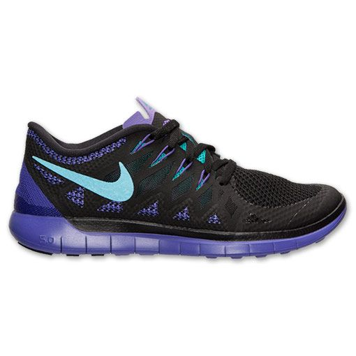 6066fff25f91 Nike Free 50 Womens Running Shoes Purple white