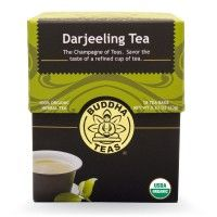 Darjeeling Tea – Smooth black tea from the Darjeeling province