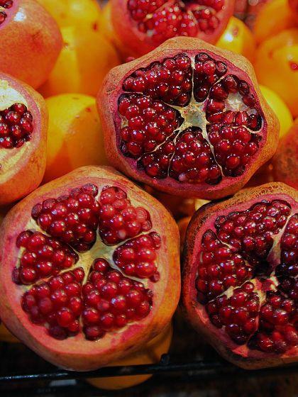 ザクロ(Nar: Pomegranate)