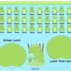 If you are looking for a fun way to take attendance and lunch count in the morning, you will love this frog themed SmartBoard attendance file. It c...