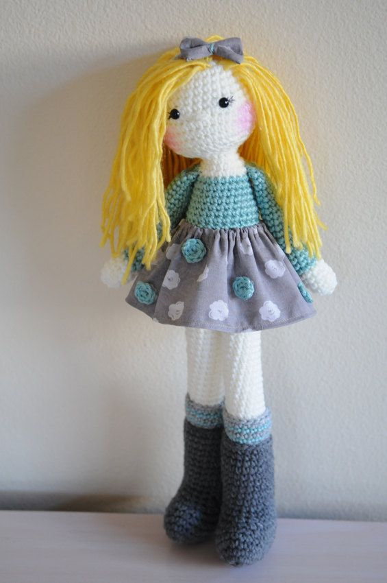 Custom Doll.. Made to order ♡ by LinaMarieDolls on Etsy
