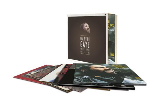 UMe Marks 45th Anniversary Of Marvin Gaye's What's Going On With 7-Album Vinyl Release, Volume 3: 1971-1981 On May 27th, 2016