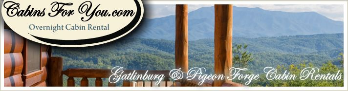 Gatlinburg, Tn. Cabin Rentals.  LOVE these folks....