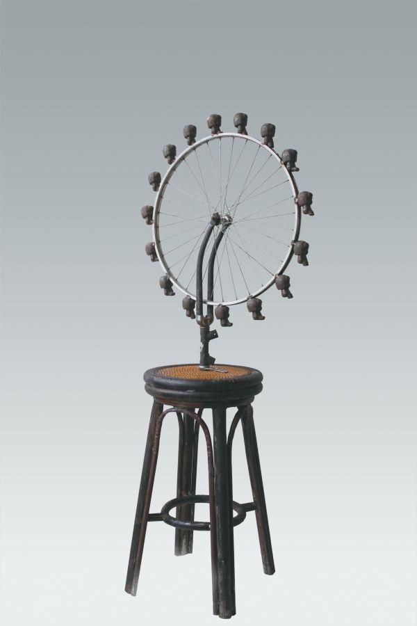 Zhang Qiang, 'Duchamp's Ferris Wheel' (2011)