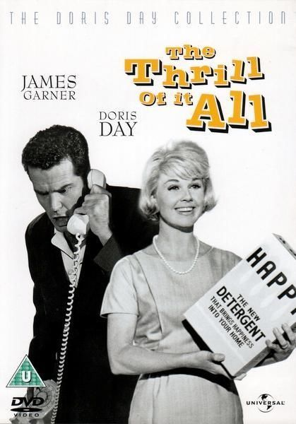 The Thrill Of It All (DVD / Doris Day / Norman Jewison 1963)