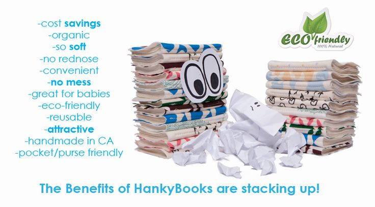 Hanky book discovered at Earth Day