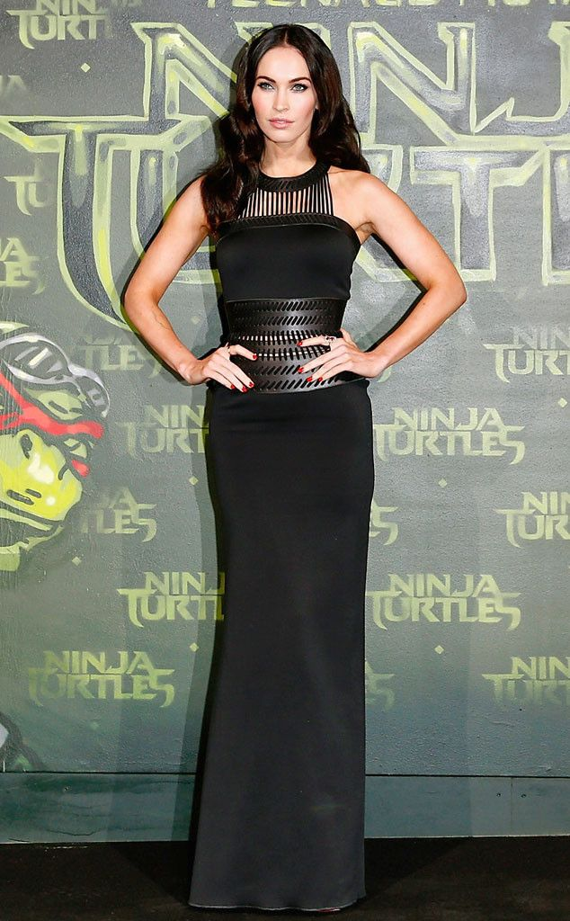 Megan Fox Misses Teenage Mutant Ninja Turtles Premiere in Beijing After Developing Skin Allergy  Megan Fox