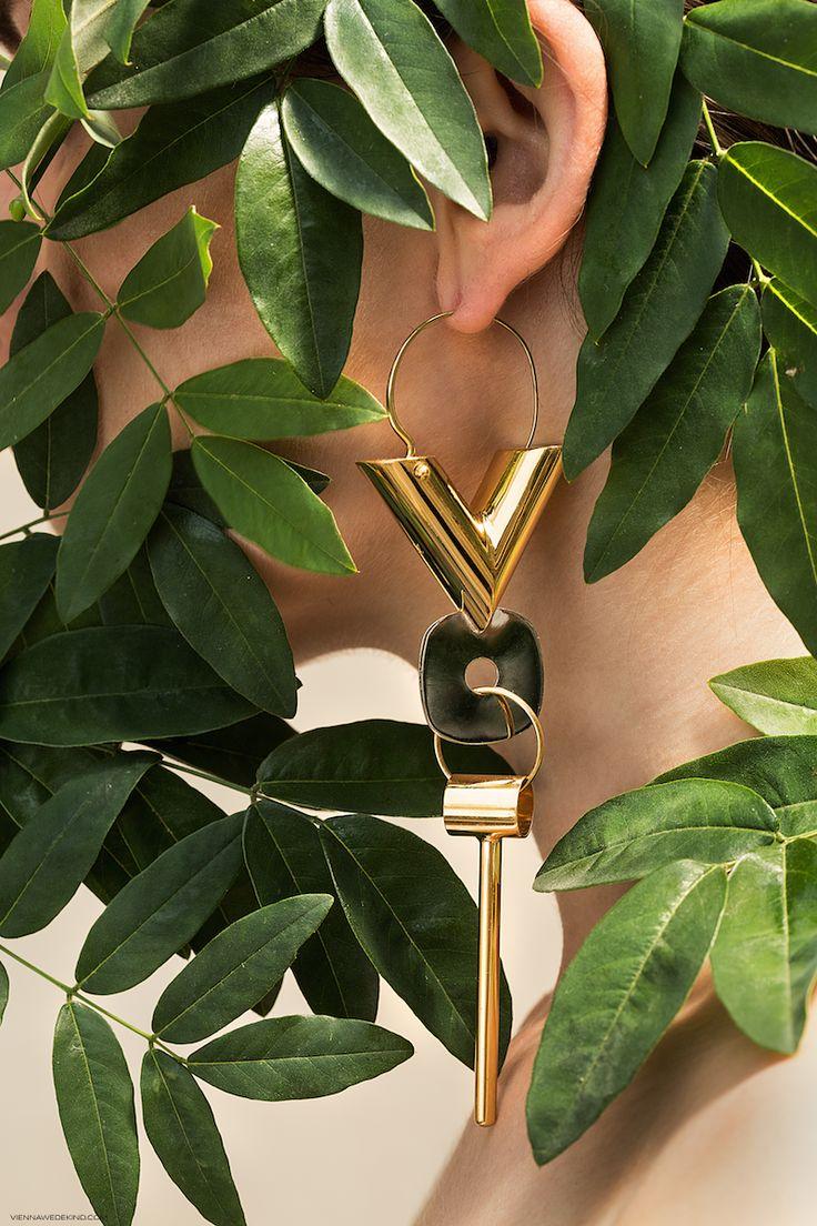 LOUIS VUITTON Statement Earring bijoux fantaisie tendance et idées cadeau femme à prix mini