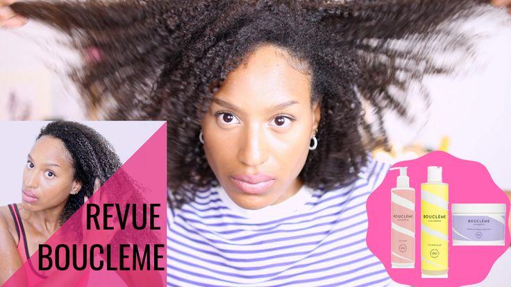 Avis de la marque Boucleme pour cheveux frisés   – Cheveux crépus frisés bouclés