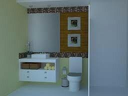 Balcao lavabo