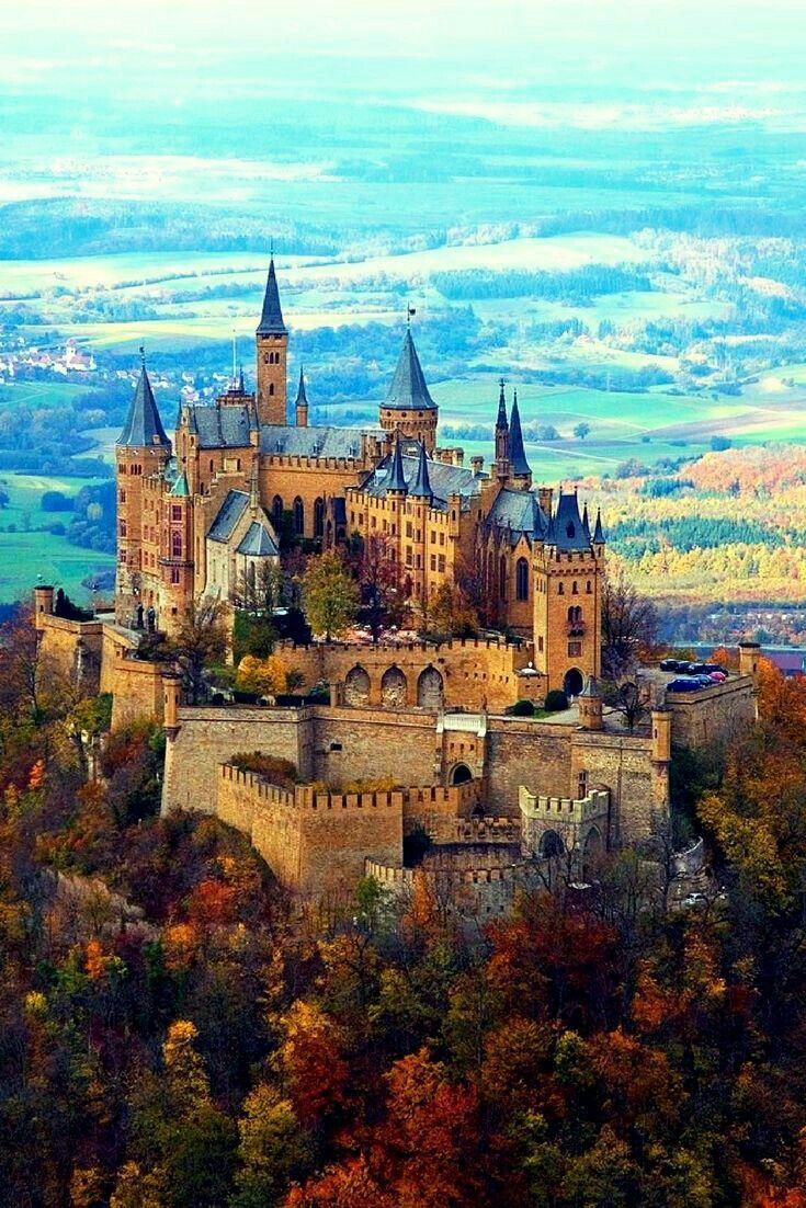 Castle Hohenzollern Germany Hohenzollern Castle Neuschwanstein Castle European Castles