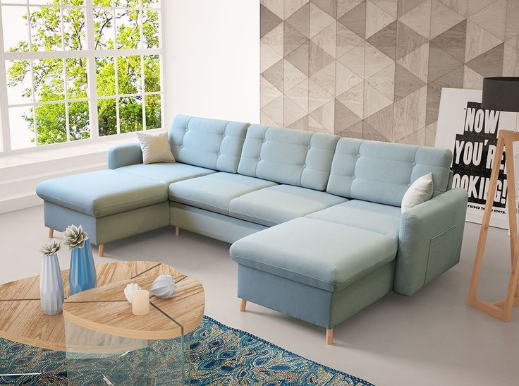 Corner sofa http://www.mirjan24.pl/narozniki-pokojowe/5232-naroznik-puro-5900102125471.html  #narożnik #cornersofa #salon #dom