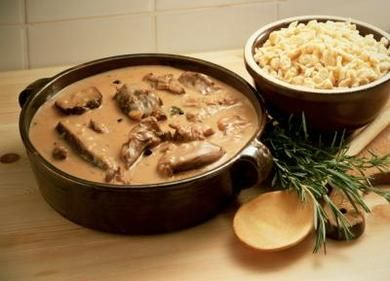 Leftover venison neck can be turned into a tasty stew or casserole.