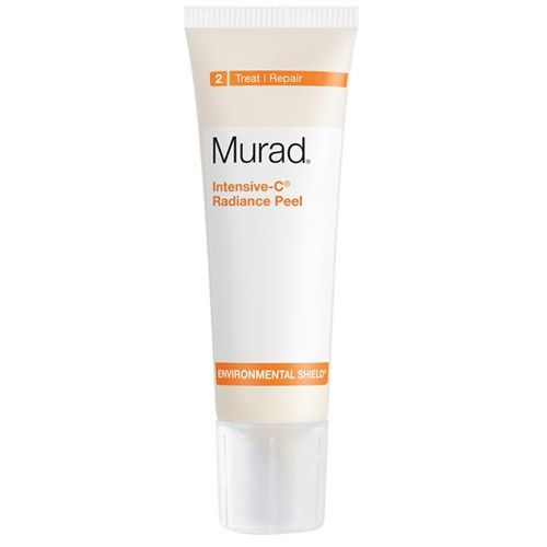 Dr. Murad Intensive C Radiance Peel 50ml | 188,80 TL | Dermoeczanem.com. • Glikolik asit cildi nazikçe soyarak, Ciltteki hasarlı bölgelerin ve koyu lekelerin görünümünü düzeltmeye, mat görünümü ortadan kaldırmaya yardımcı olur. • C vitamini ve Hint inciri, serbest radikallerin zararlarına karşı cildi korurken, diğer yandan aydınlık bir görünümü destekler. • Mersin ağacı ekstresi, kolajen üretimi sayesinde cildin elastikiyetini artırmaya yardımcı olur.