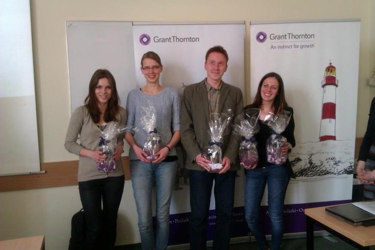 Dzień z Grant Thornton, Uniwersytet Ekonomiczny w Poznaniu