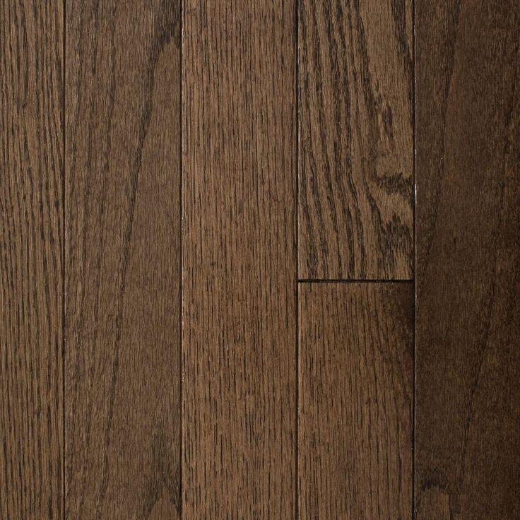 Blue Ridge Hardwood Flooring Oak Bourbon 3 4 In Thick X 3
