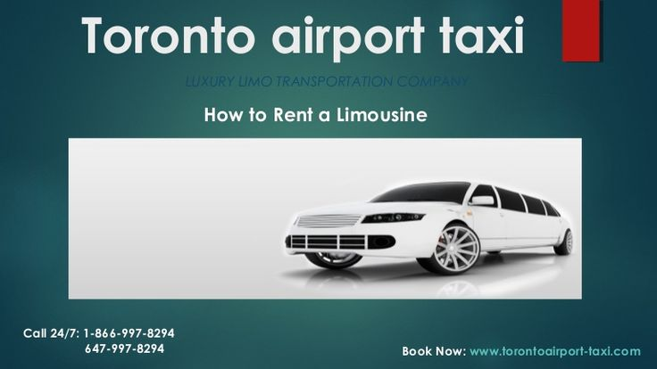 Getting the right limo often depends on the type of occasion, number of people, number of hours you will need and how far your are going. Book Now: www.torontoairport-taxi.com