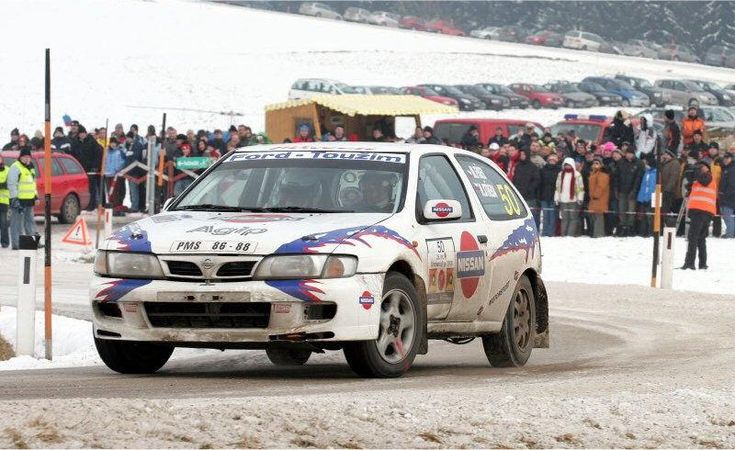 Nissan Almera 2.0 GTI Rally