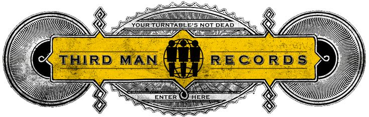 Jack White's Third Man Records Music Stuff Pinterest