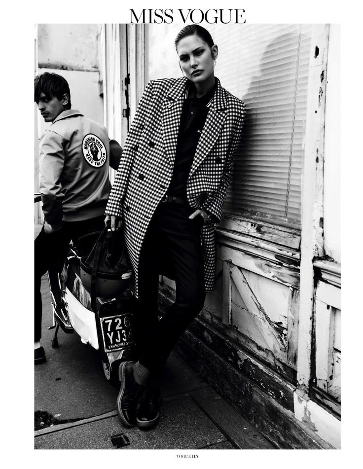 chelsea girl: catherine mcneil by claudia knoepfel and stefan indlekofer for vogue paris august 2013