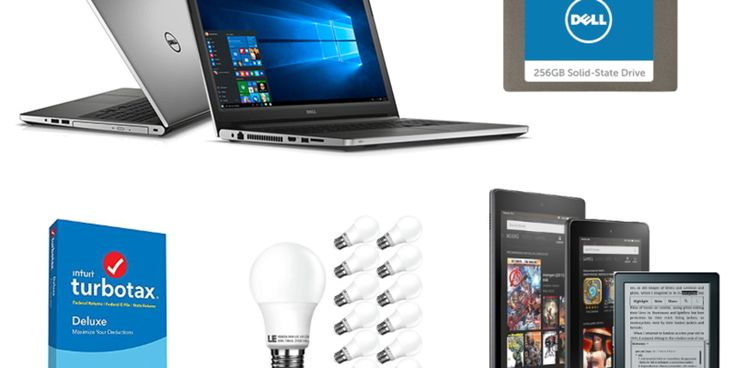 TechBargains Weekend Electronics Deals: LED Bulbs Under $2, $40 Amazon Tablets And More