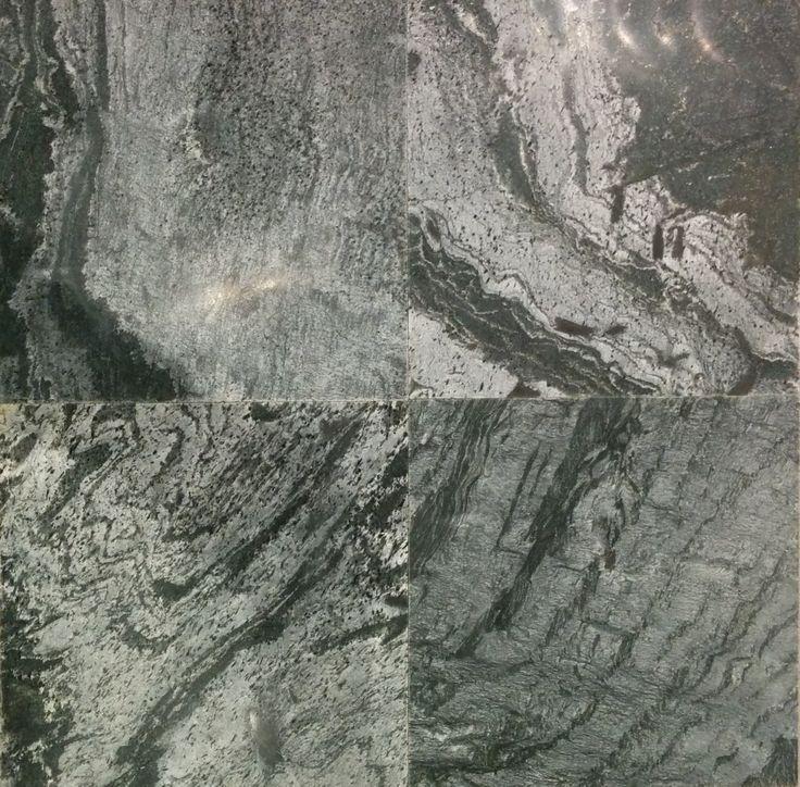 "Polished Silver Gray Slate - 12""x12"" Tile www.profiletile.com"
