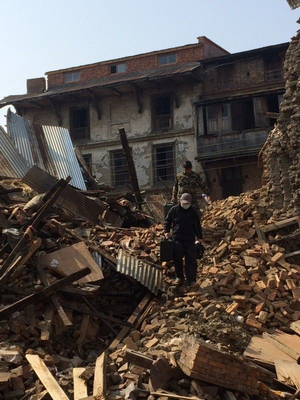 Twenty seconds. That's how long the ground shook on April 25th. And that's all it took for over 8,000 people to lose their lives and for millions to be homeless.#Nepal #CrisisRelief #CanadaHelps