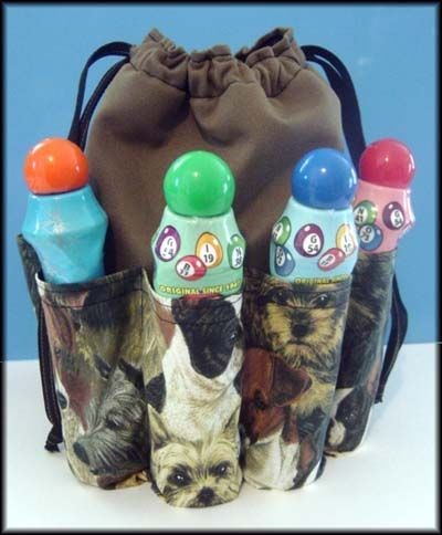Free 10 Dauber Bingo Bag Sewing Pattern Instructions     _____________________________________________________      P attern Instructions  ...