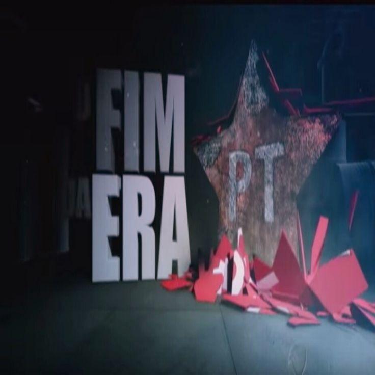 O Fim da Era PT [vídeo 6:04 do Jornal da Record] ➤ https://www.youtube.com/watch?v=cEQHXEtCIzk ②⓪①⑥ ⓪⑨ ⓪⑥ #SerPT