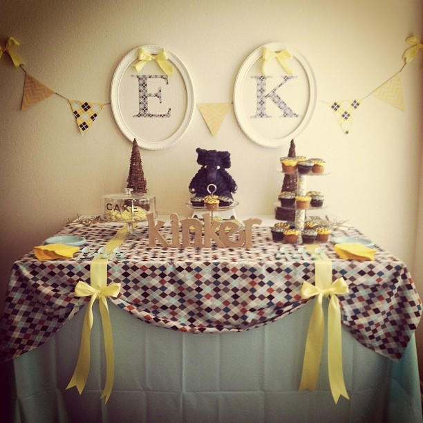 Boy Baby Shower for Lauren's little man! -photo & decorations by April Guzik