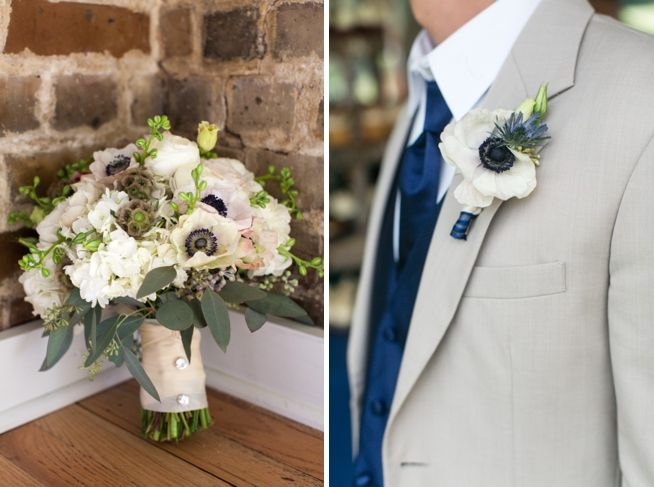 poppies! Morgan & Robbie | Runnymede Plantation | The Wedding Row | The Wedding Row