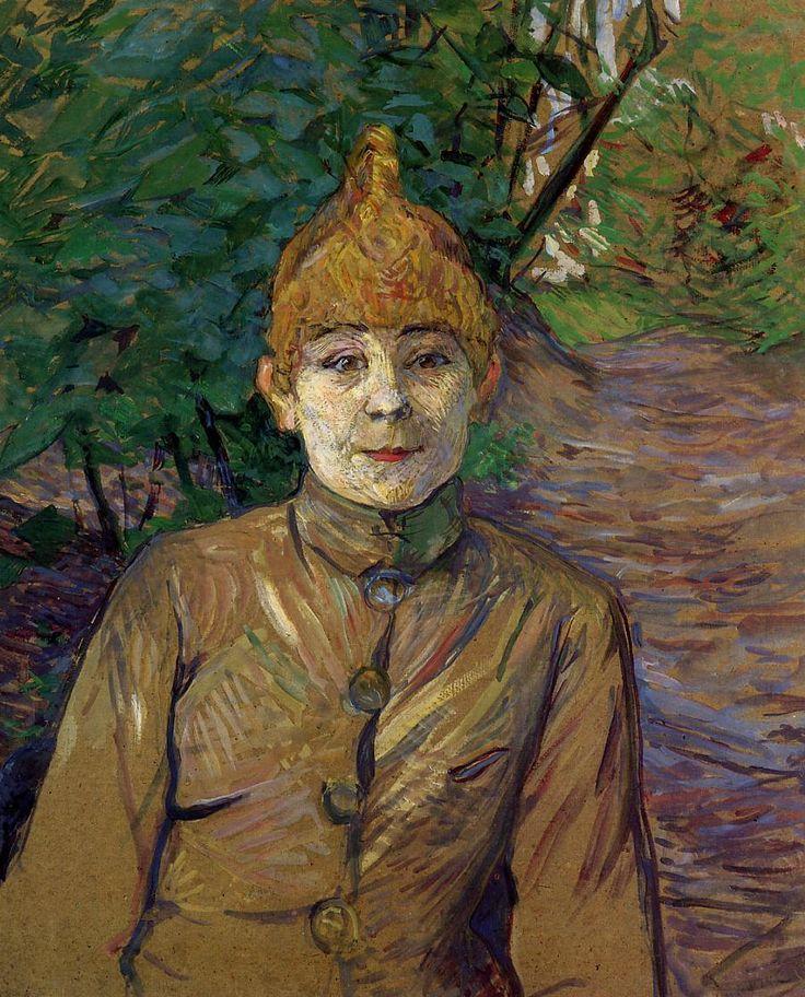 The Streetwalker (Henri de Toulouse-Lautrec - )
